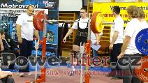 Marcel Murárik, 205kg