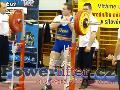 Ján Mikovič, 210kg, SK