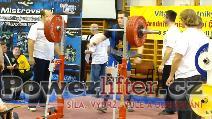Patrik Navara, 230kg