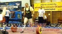 Tomáš Novák, 260kg