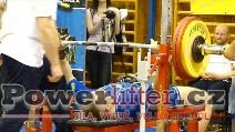 Peter Zachar, 160kg, SK