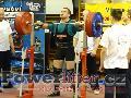 Filip Sobotka, dřep 270kg, dorostenec do 93kg