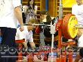 Jakub Sedláček, benč 205kg, junior do 83kg