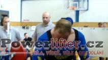 Martin Šumbera, 222,5kg