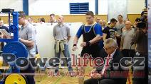 Pavel Žák, 200kg