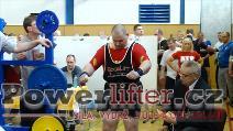 Lukáš Doubek, 232,5kg