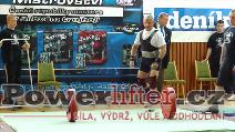 Václav Burda, 180kg