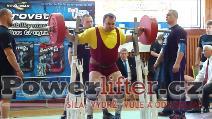 Milan Mrázek, 225kg
