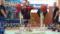 Milan Greguš, 280kg