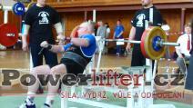 Aleš Spiewok, 160kg
