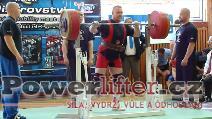 Tomáš Sedláček, 260kg