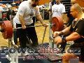 Pavel Demčák, benč 275kg