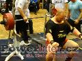 Milan Špingl, benč 290kg