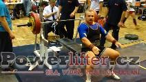 Petr Theuser, benč 205kg