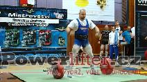 Tomáš Břimčil, mrtvý tah 302,5kg
