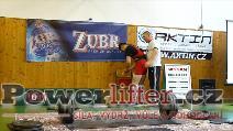 Bedřich Navrátil, 240kg