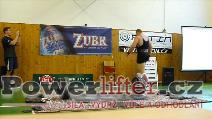 Adam Švehla, 290kg