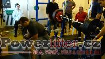 Tomáš Poles, 165kg