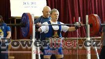 Václav Burda, dřep 165kg