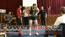 Libor Novák, mrtvý tah 230kg