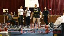 Roman Hodža, mrtvý tah 170kg