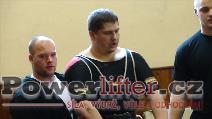 Pavel Žák, benč 210kg