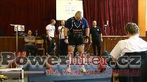 Martin Škorvánek, mrtvý tah 235kg