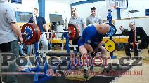 Rémy Krayzel, 185kg