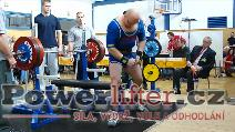 Martin Turek, 185kg