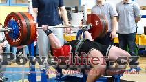 Jan Malinovský, 242,5kg