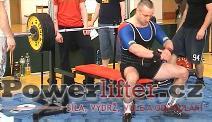 Zdeněk Ciprijan, 210kg