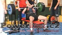 Zdeněk Ciprijan, 215kg