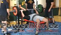 Josef Duna, 180kg