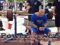 Martin Turek, 190kg, jiný úhel