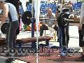 Dalibor Staš, 105kg