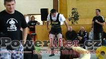 Jiří Zimula, 290kg