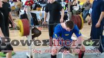 Petr Bolf, 210kg