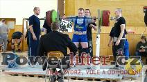 Martin Šumbera, 290kg
