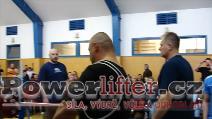 Tomáš Šeděnka, 227,5kg