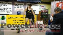Adam Smolík, 205kg