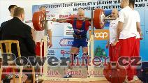 Pavel Pláteník, 285kg