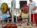 Petr Krošlák, 155kg