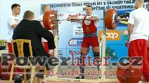 Jiří Horník, 290kg