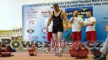 David Lupač, 285kg