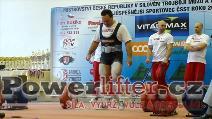 Zbyněk Krejča, 297,5kg