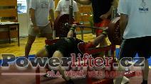 Miloš Hýbl, 232,5kg