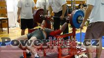 Pavel Hulák, 222,5kg