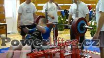 Pavel Demčák, 250kg