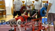 Jiří Krčmář, 220kg
