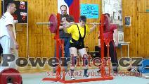 Jitka Mašková, 75kg